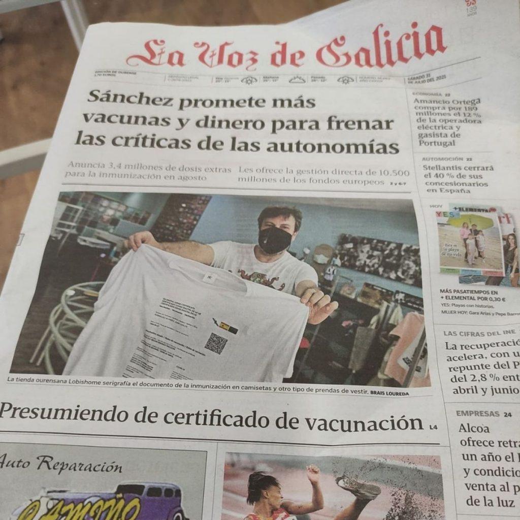 Emprendedor Español Pase De Movilidad