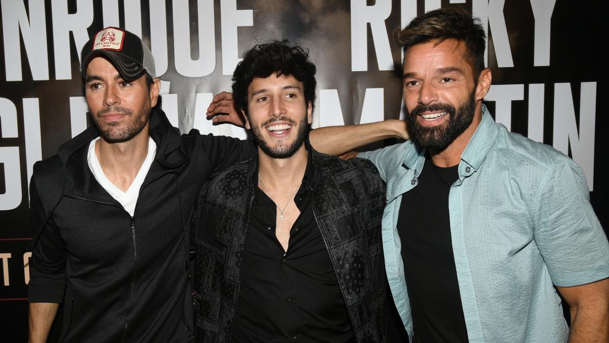 Enrique Iglesias Ricky Martin