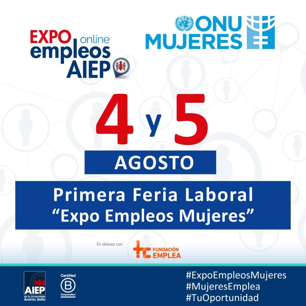 Expo Empleo Mujeres