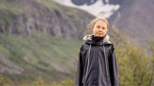 Greta Thunberg Portada Vogue Escandinavia