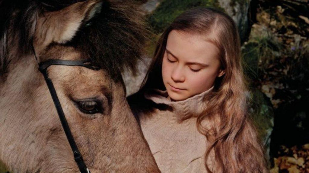 Greta Thunberg Vogue Escandinavia