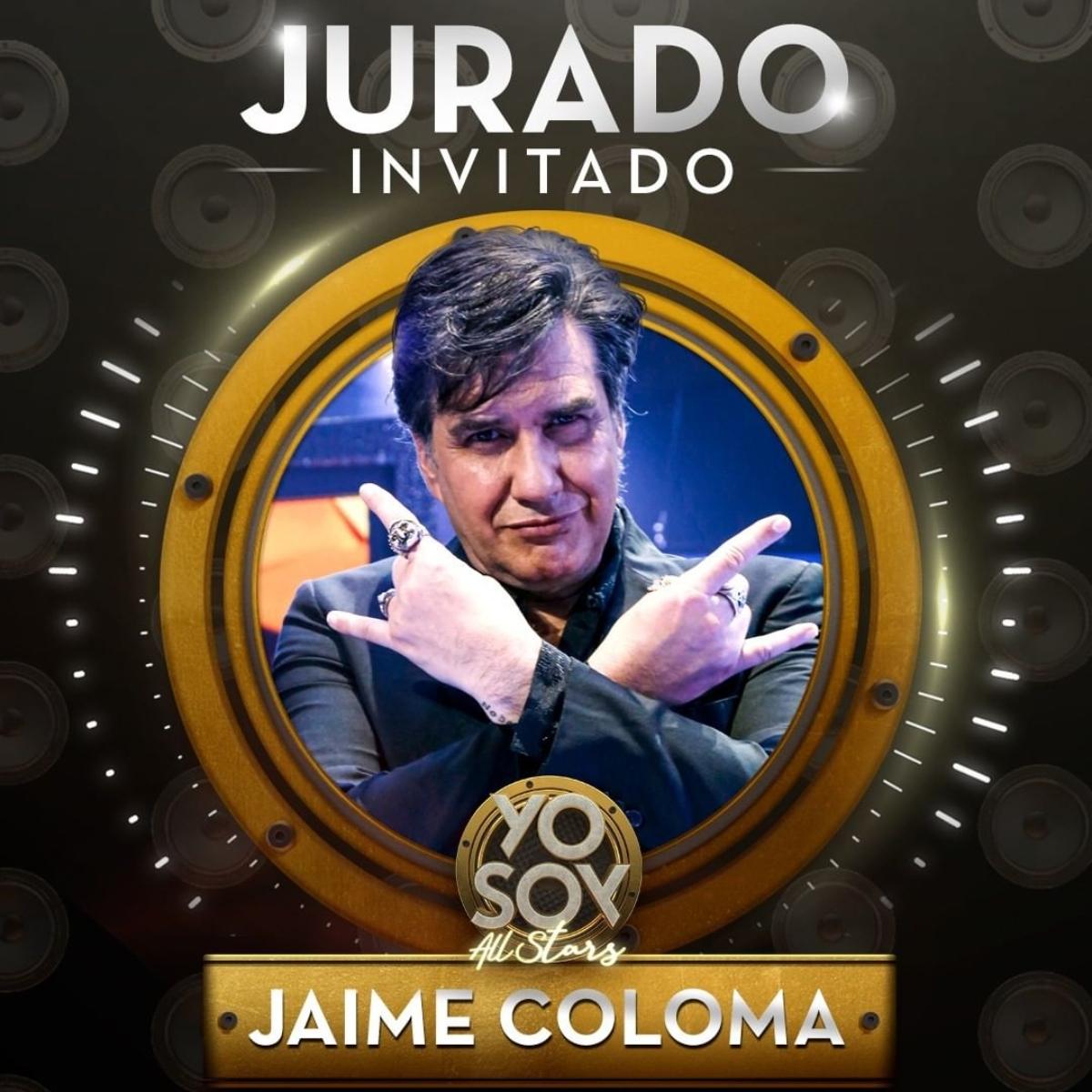 Jaime Coloma Yo Soy