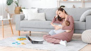 Lactancia Materna Estrés