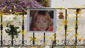 Madeleine Mccann Desaparicion