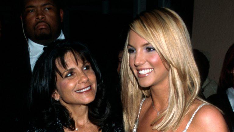 Mamá Britney Spears