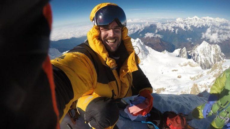 Montañista Juan Pablo Mohr