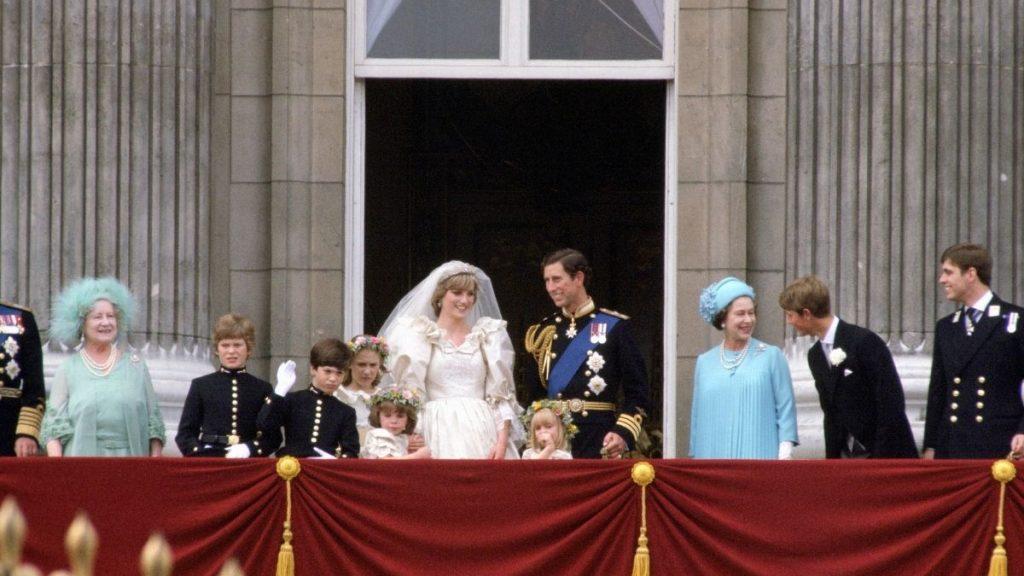 Pastel Lady Di Principe Carlos