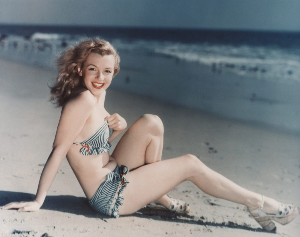 secreto de belleza Marilyn Monroe