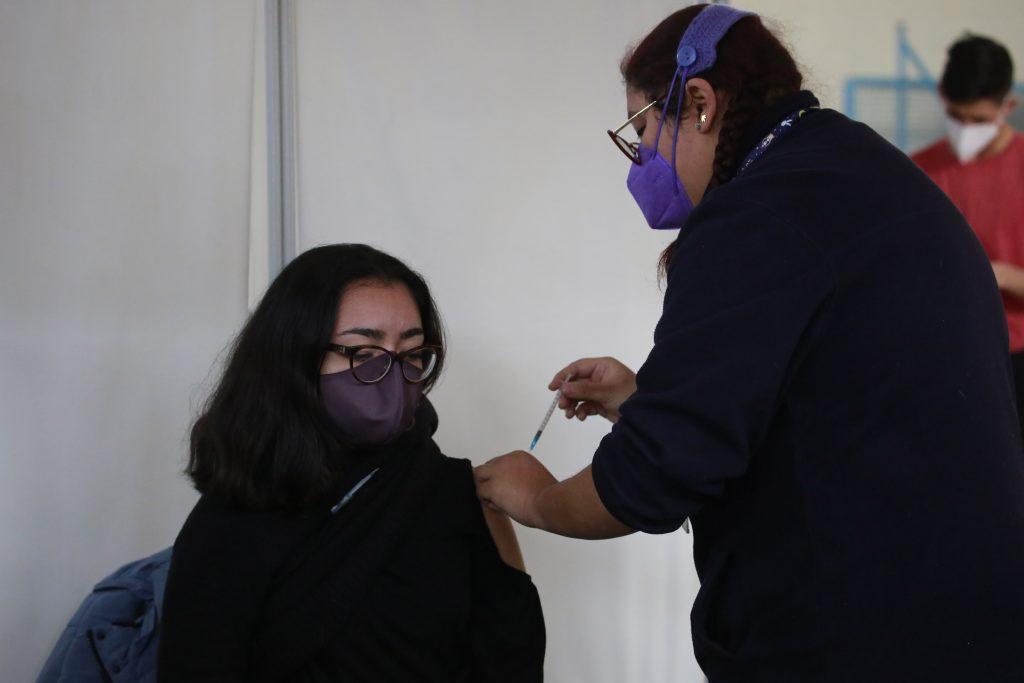 Inauguran El Mayor Centro De Vacunación De La Zona Sur De La Capital