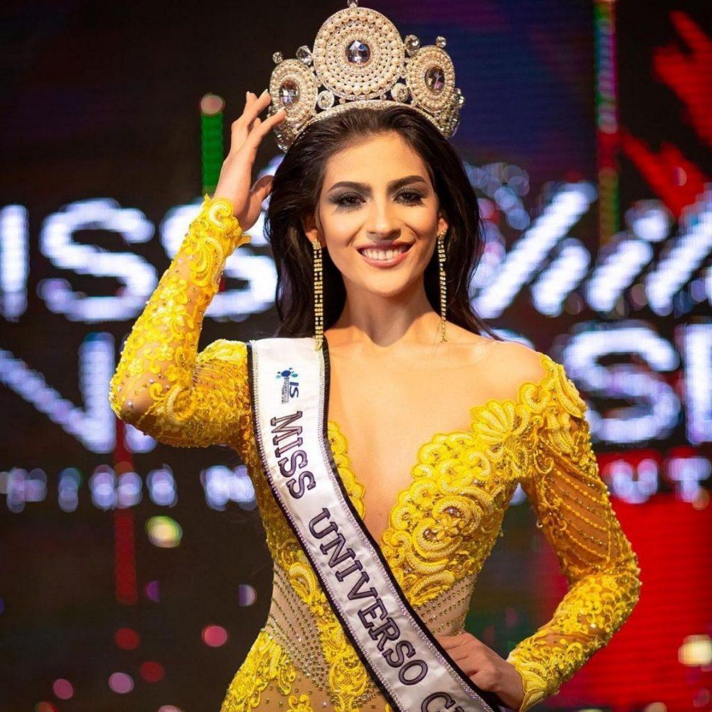 Antonia Figueroa Miss Mundo 2021