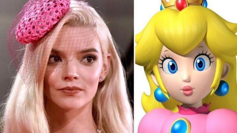 Anya Taylor Joy Película Super Mario Bross