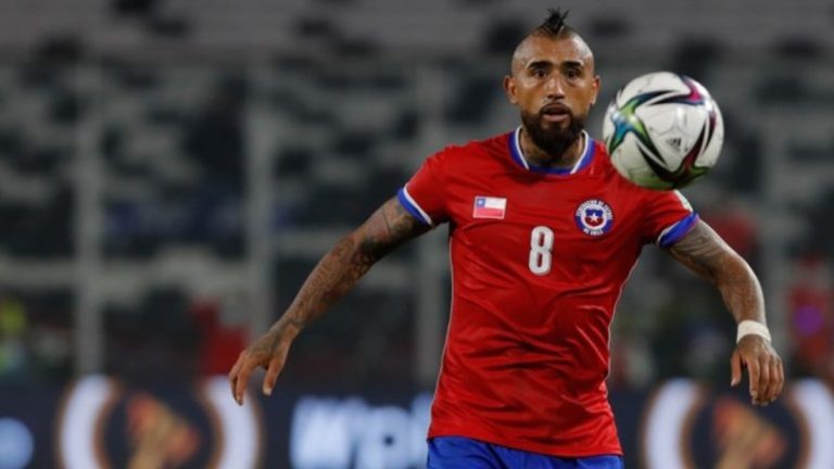 Arturo Vidal habló del partido entre Chile y Brasil