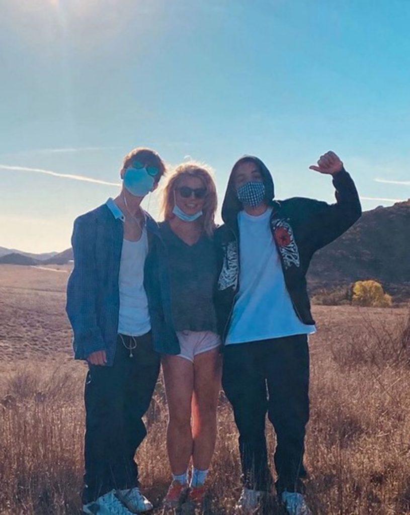 Britney Y Sus Hijos