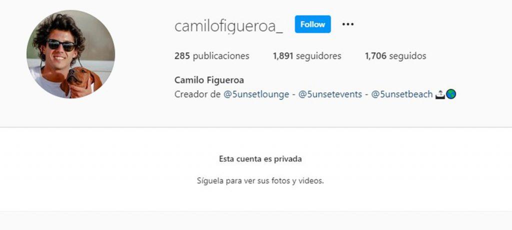 Camilo Figueroa Instagram