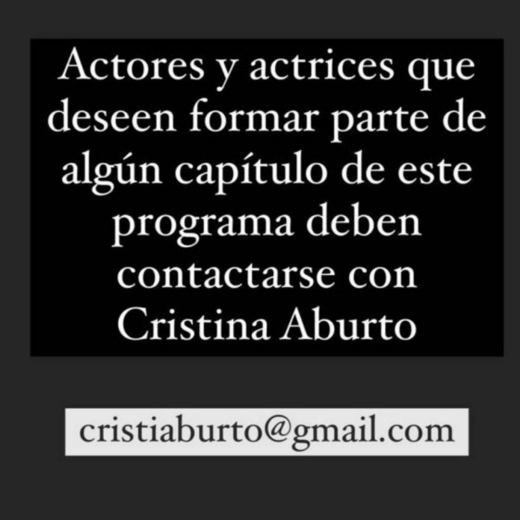 Casting Carlos Pinto