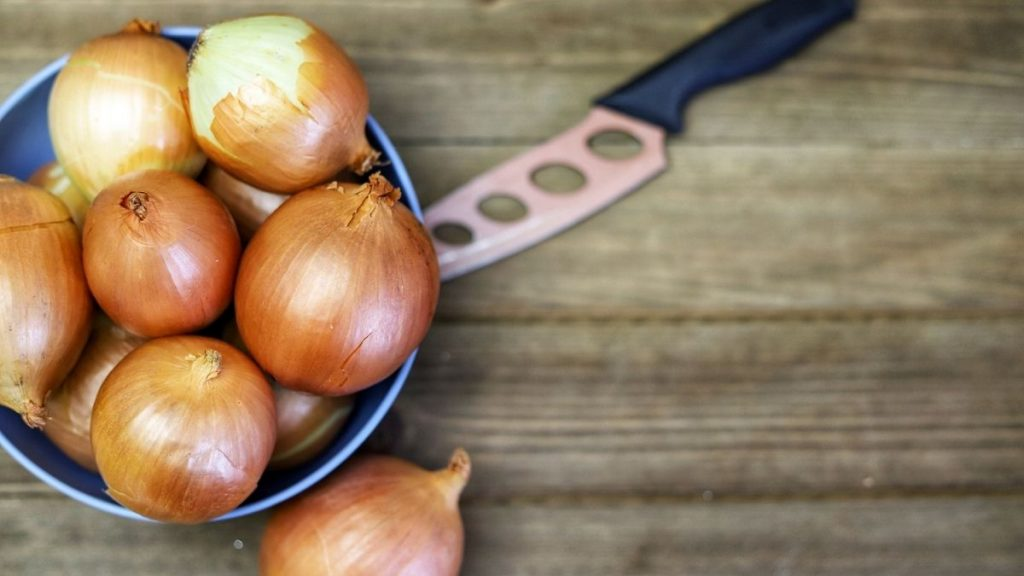 Cebolla Alimento Ideal Para La Salud