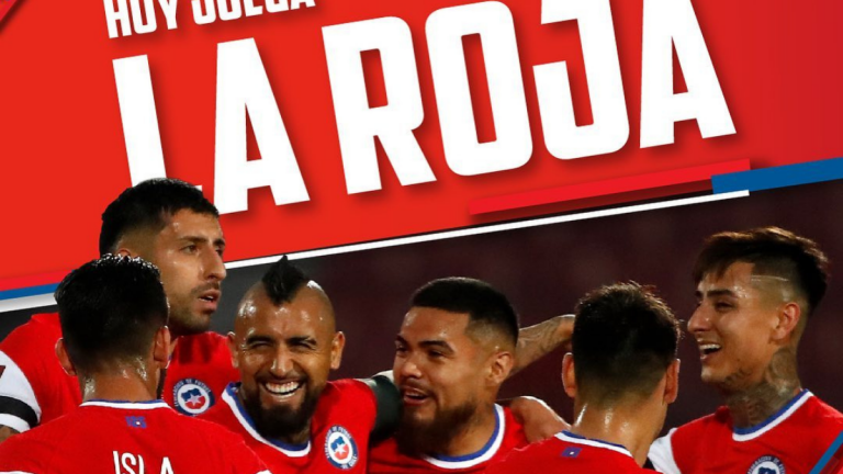 Chile Vs Brasil Partido De La Roja
