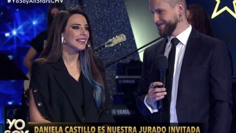 Daniela Castillo Cantante En Yo Soy