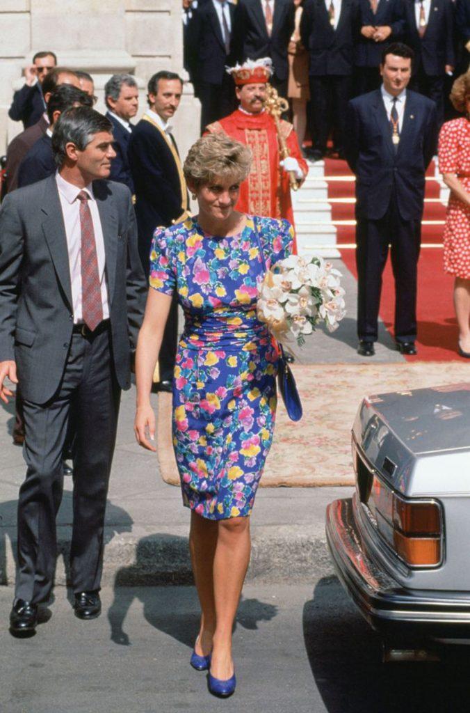 Diana De Gales En Sevilla