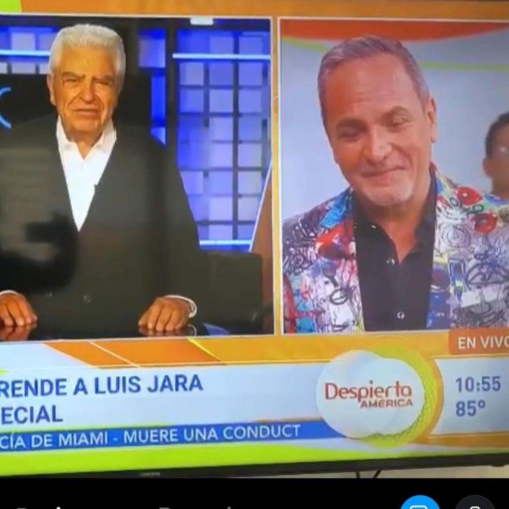Don Francisco A Luis Jara