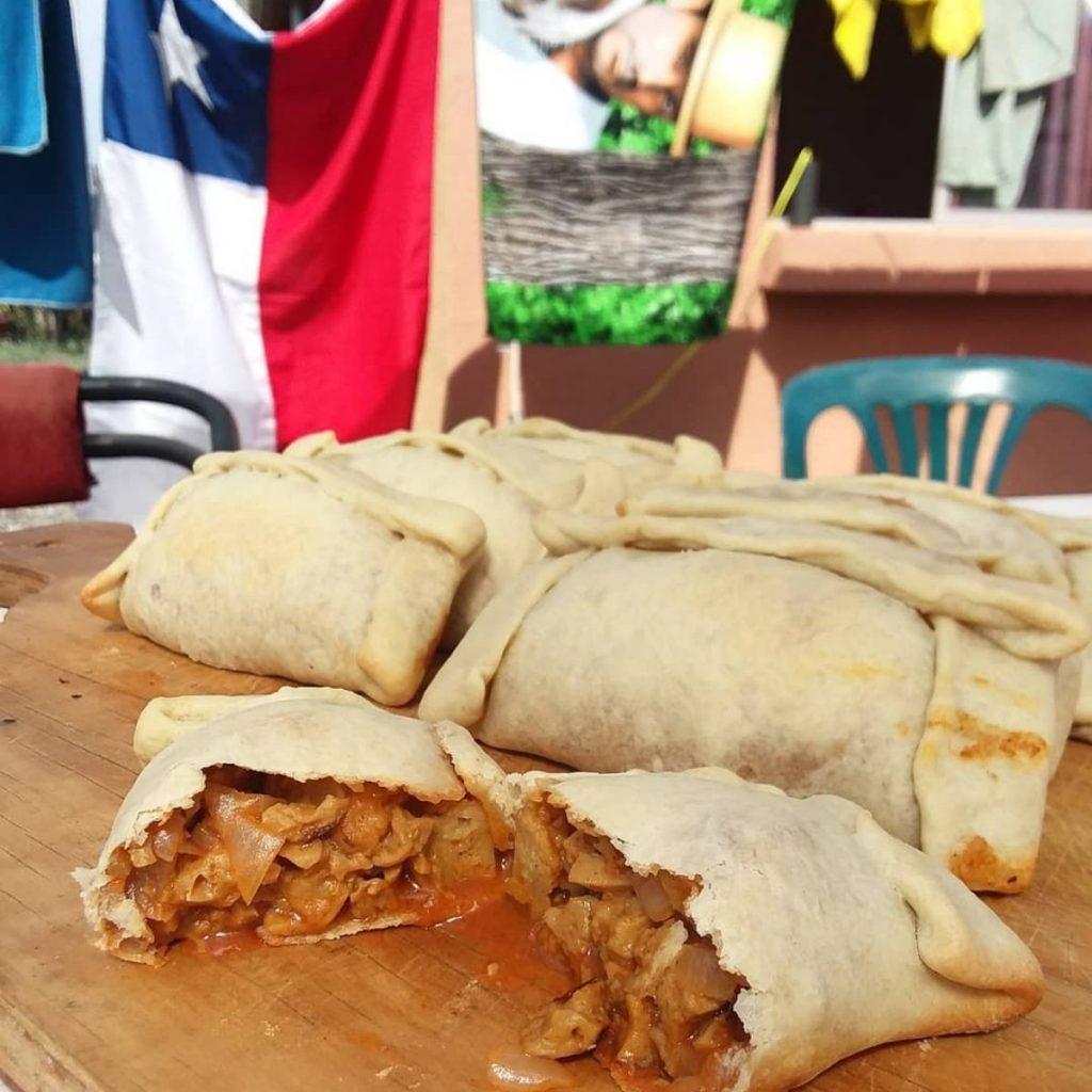 Empanada De Pino De Seitán Recetas Vegetarianas
