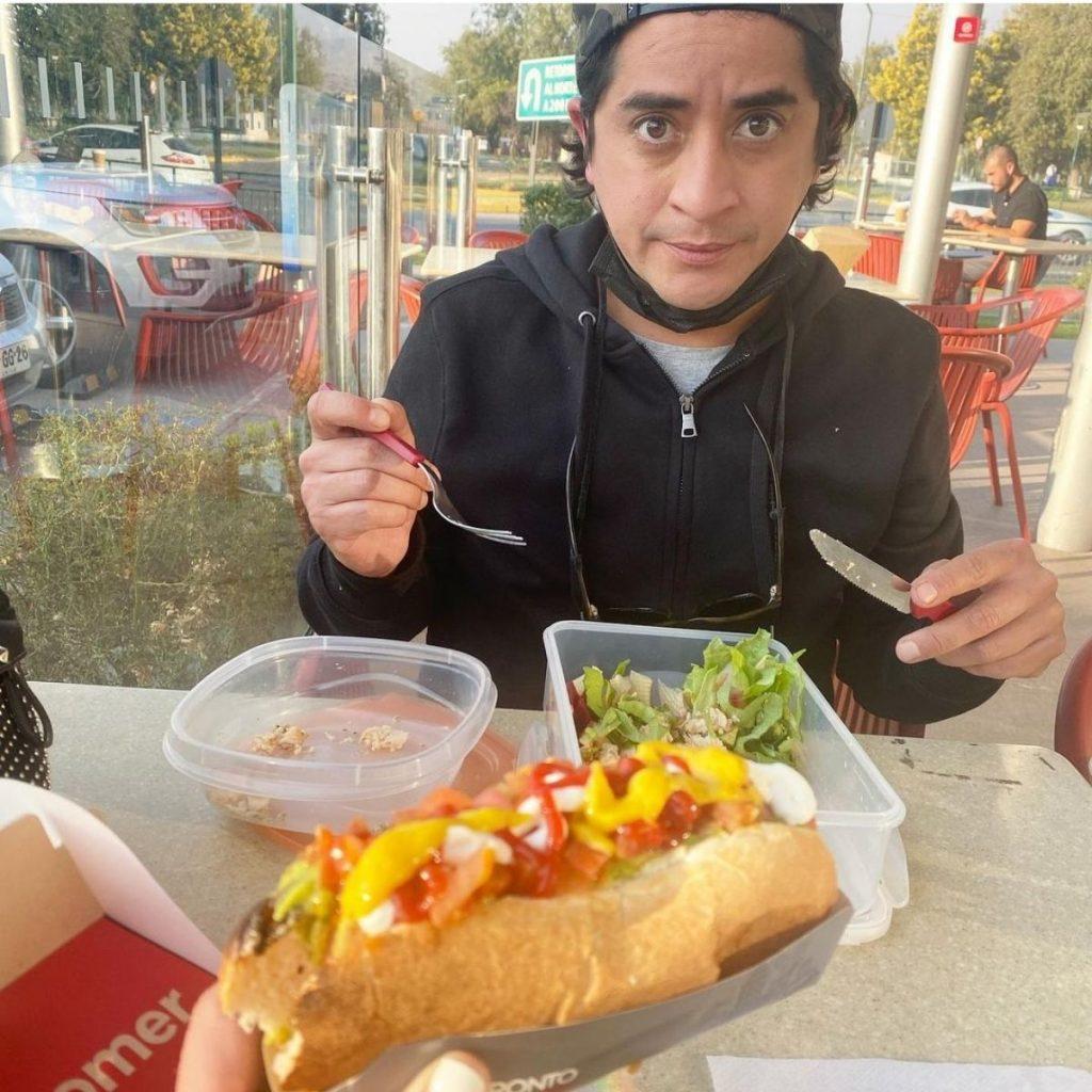 Fernando Godoy Dieta Amar Profundo