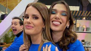 Gala Caldirola Y Helénia Melián