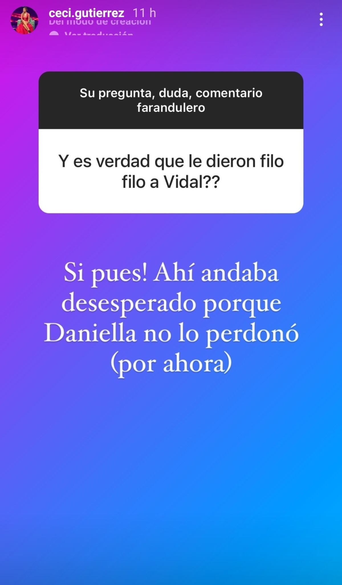 Daniella Vidal