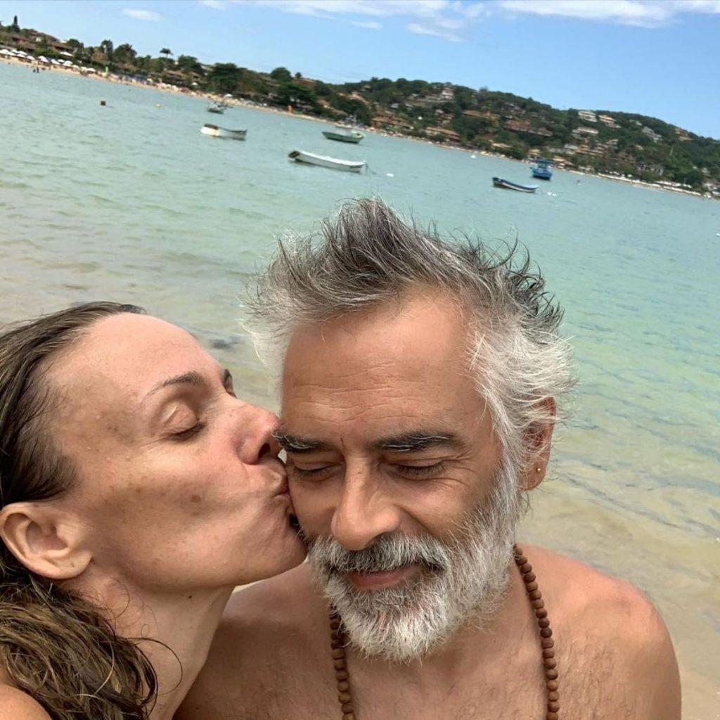 Katyna Huberman Y Su Esposo Matrimonio