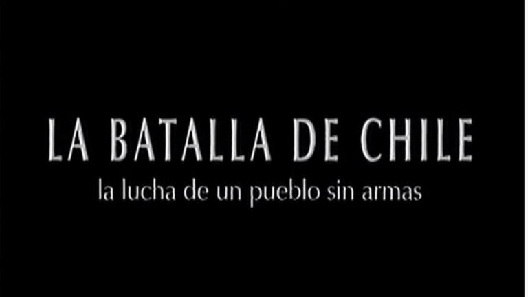 La Batalla De Chile Documental Unidad Popular La Red