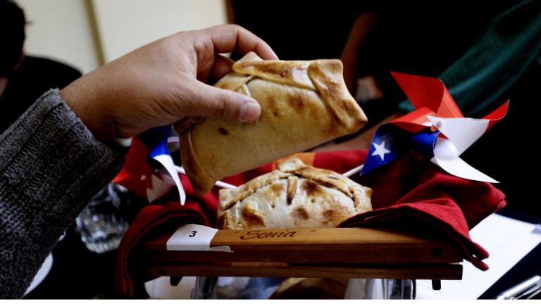 Las 12 Mejores Empanadas De Santiago