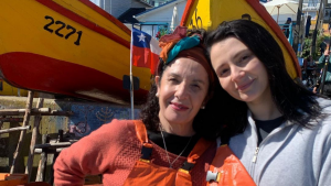 Magdalena Müller Y Carmen Disa Gutiérrez Amar Profundo