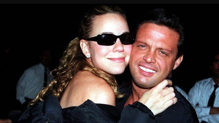 Mariah Carey Y Luis Miguel