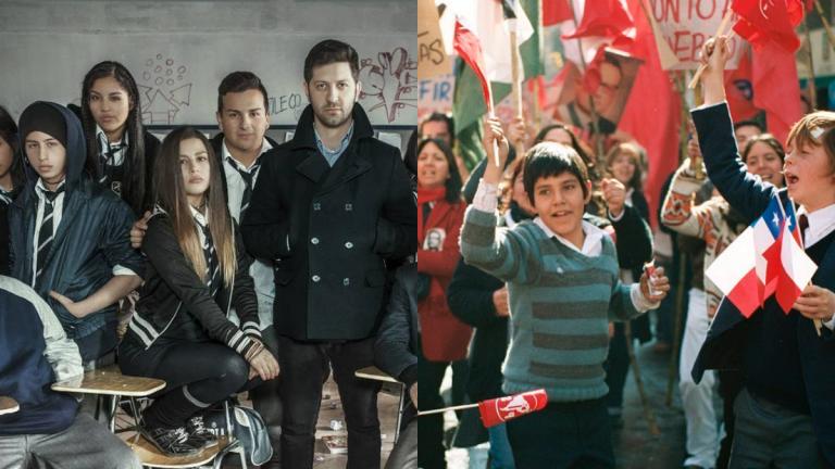 Mejores Producciones Chilenas Netflix