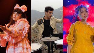 Chilenos nominados a los Grammy Latinos 2021