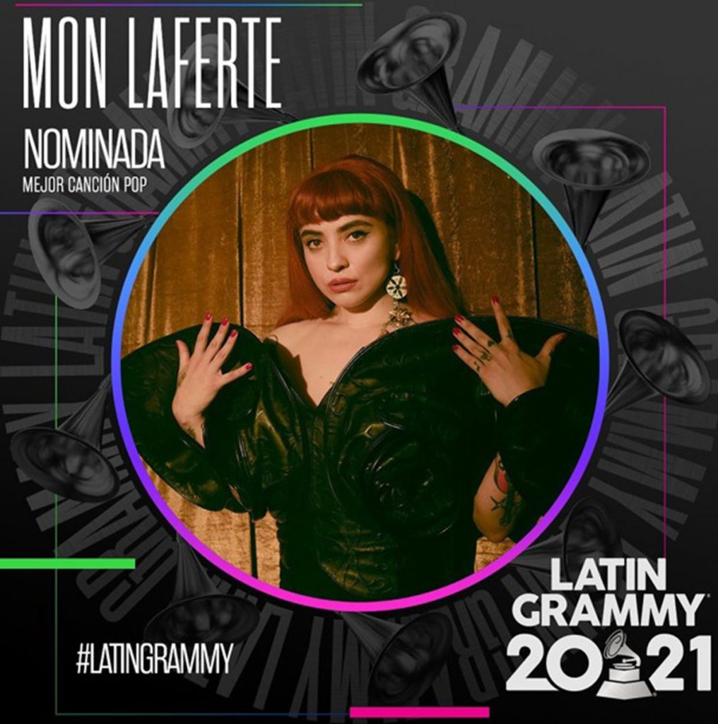Mon Laferte Nominada A Los Grammy Latinos 3
