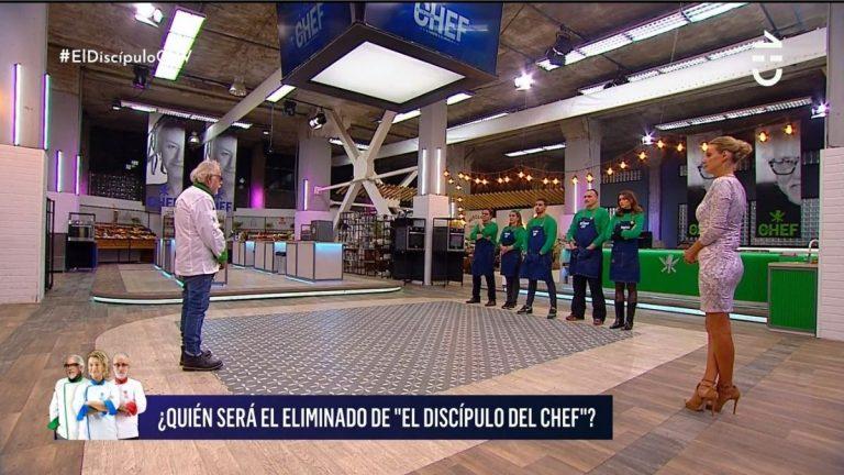 Nuevo Eliminado Equipo Verde El Discípulo Del Chef