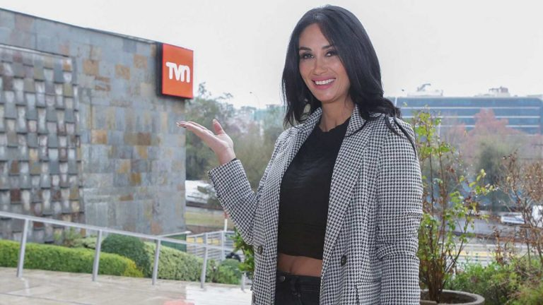Pamlea Díaz En TVN