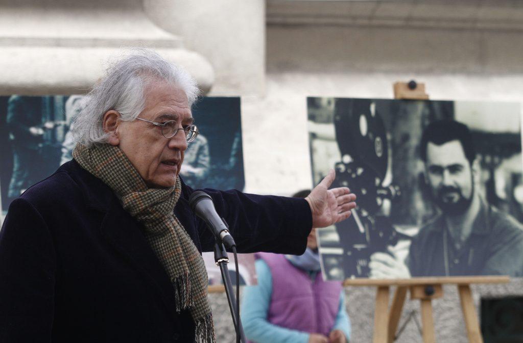 Patricio Guzmán creador de La Batalla de Chile documental La Red