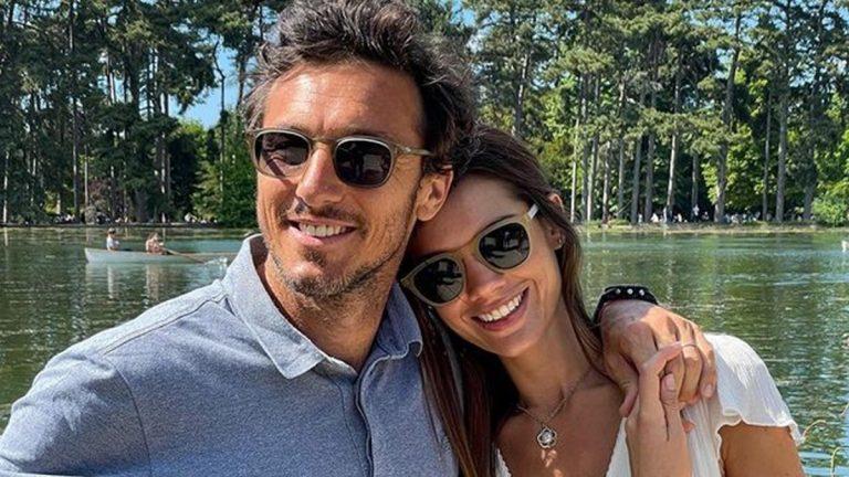Pico Mónaco Y Su Esposa Diana Arnopoulos