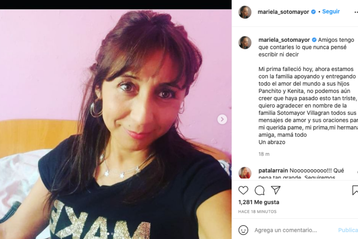 Prima De Mariela
