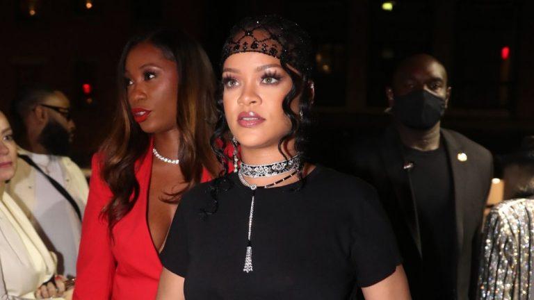 Rihanna En Su Fiesta