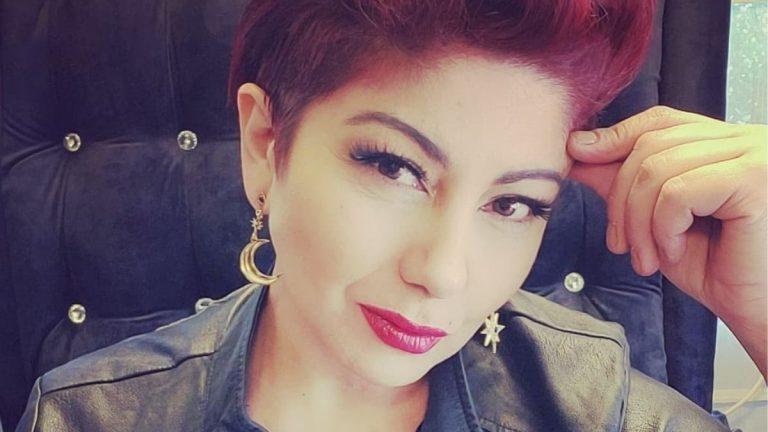 Tarotista Vanessa Daroch Junto A Julio César Rodríguez