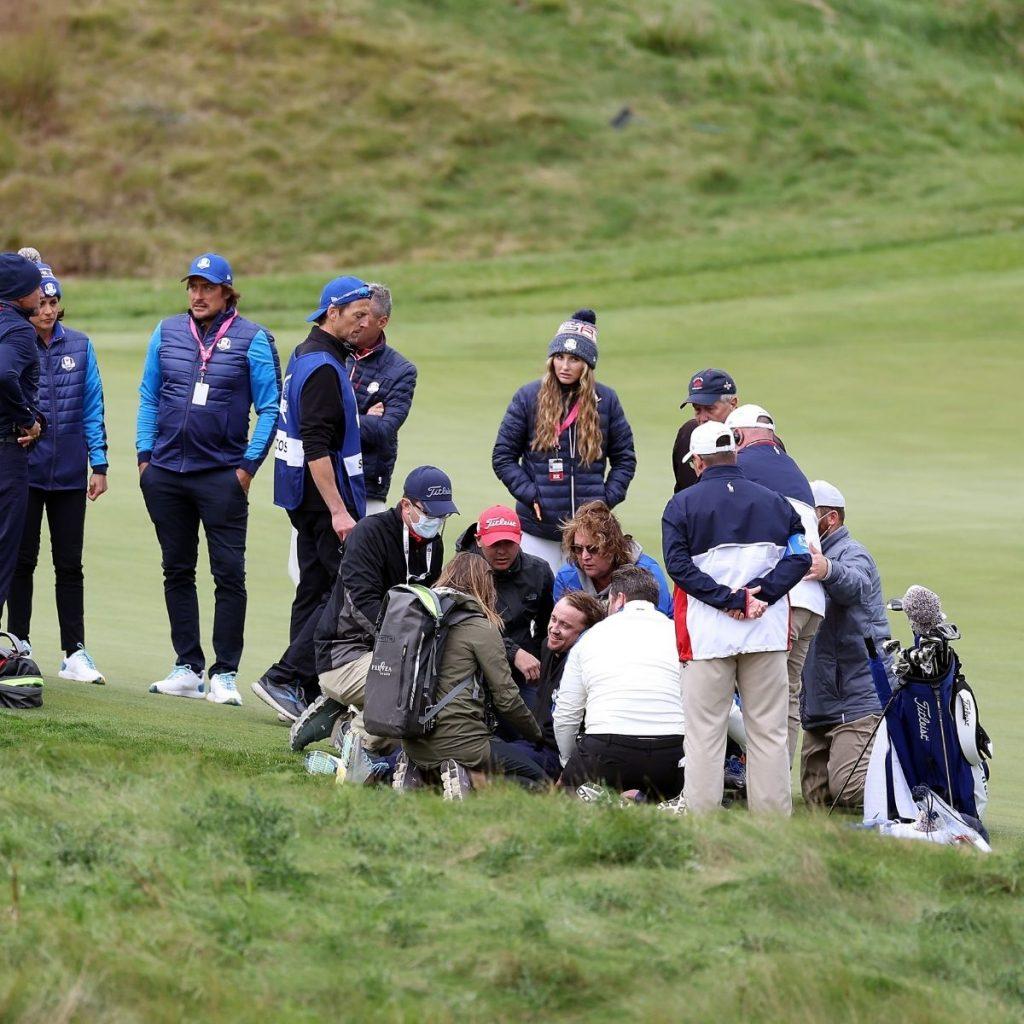 Tom Felton Se Desmayó En Torneo De Golf