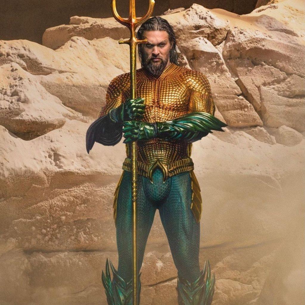 Traje Aquaman 1