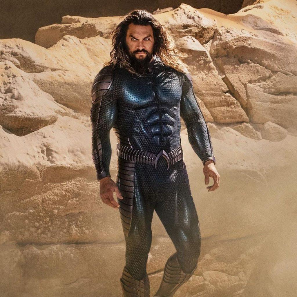 Traje Aquaman 2