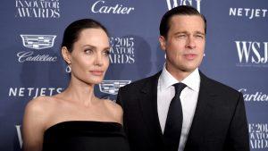 Angelina Jolie Pitt Weinstein