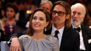 Angelina Jolie Y Brad Pitt Pelea