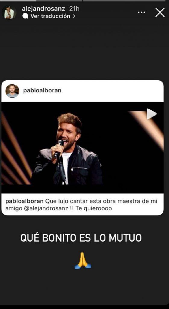 Aylen Milla Pablo Alboran Ss