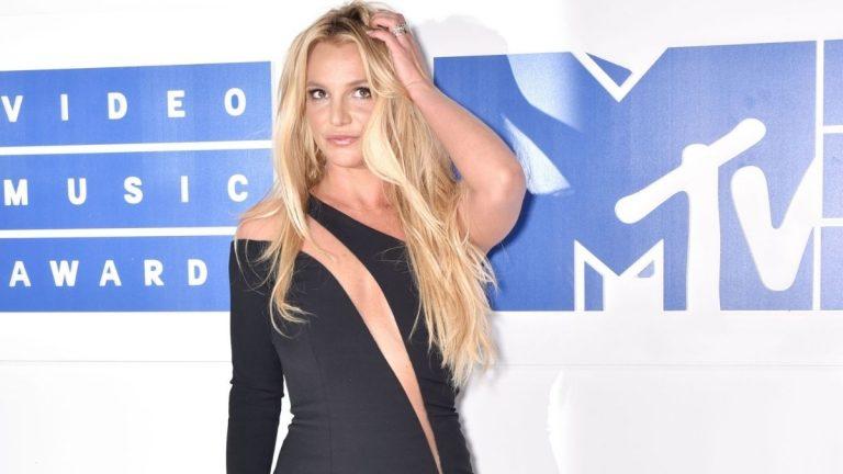 Britney Spears Agresion